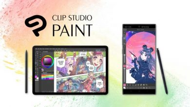 L'application de peinture et de dessin Clip Studio Paint arrive sur le Galaxy Store de Samsung